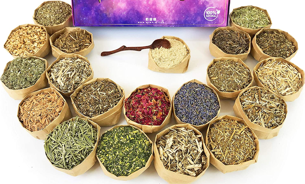 The Ultimate Guide to Magical Herbs For Spells & Rituals